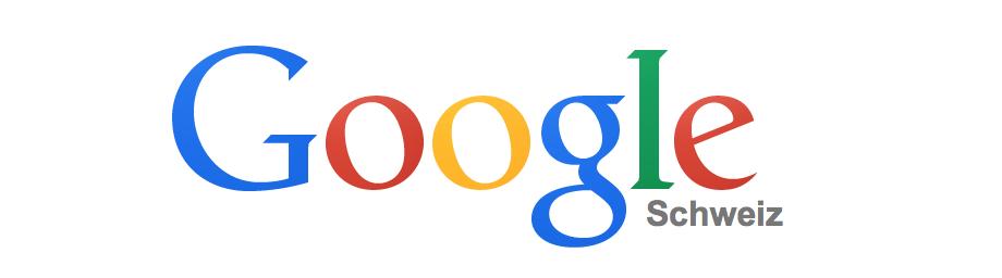 Google Logo SEO Agentur Schweiz