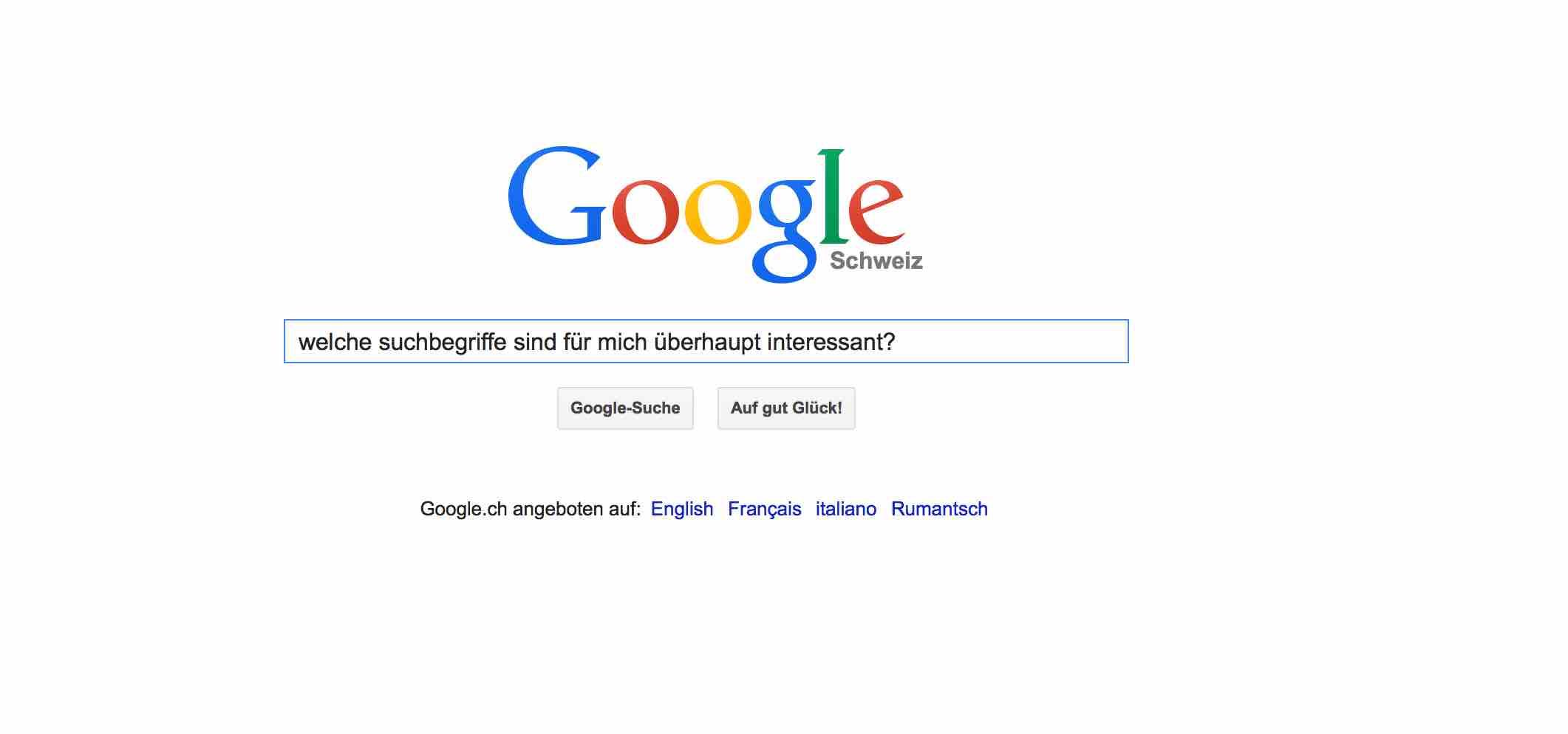 SEO Suchmaschinenoptimierung Ranking Google Platz 1