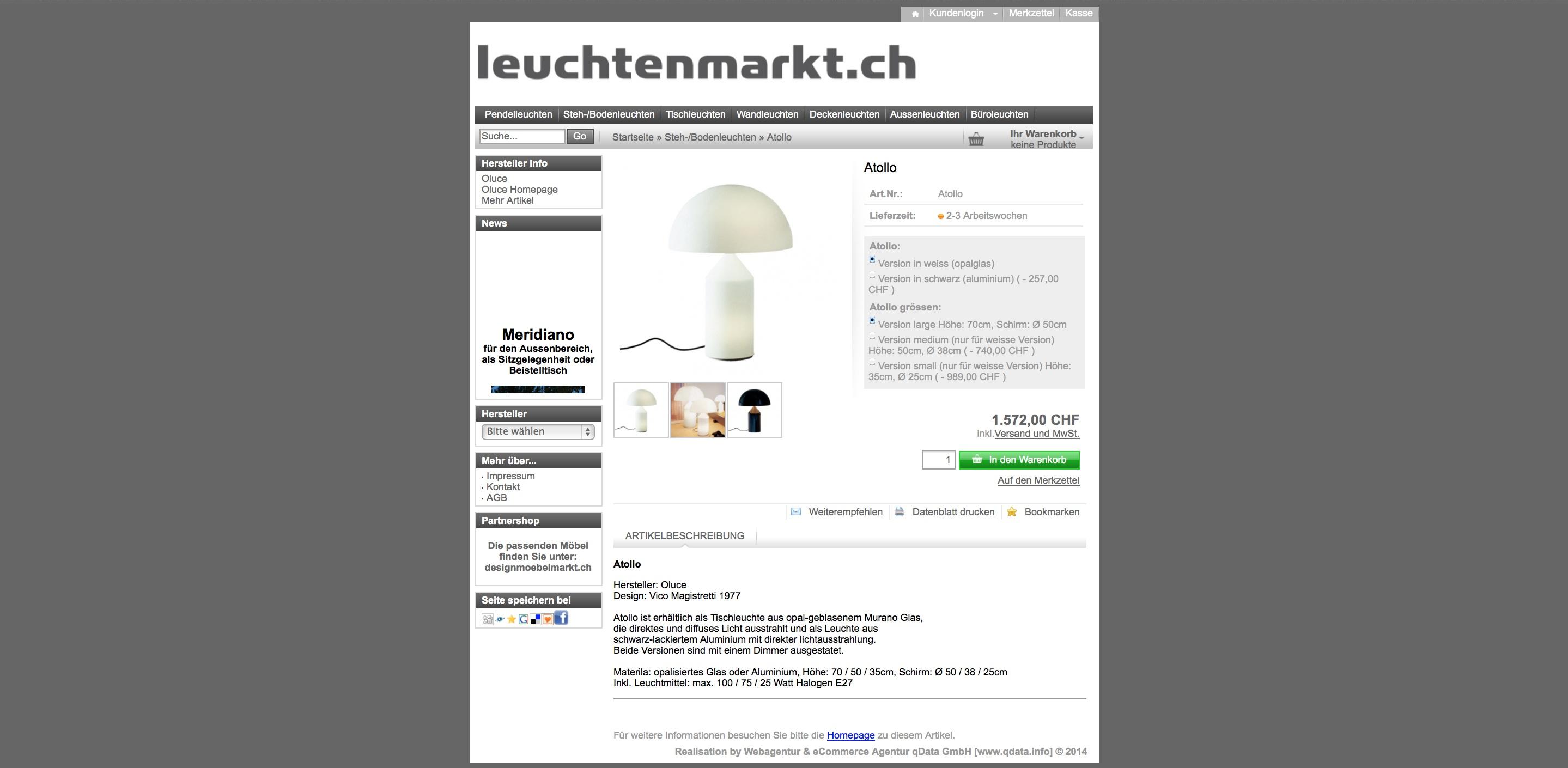 Leuchtenmarkt