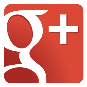 Google Plus Social Media Logo