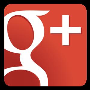 Google Plus Social Media Logo