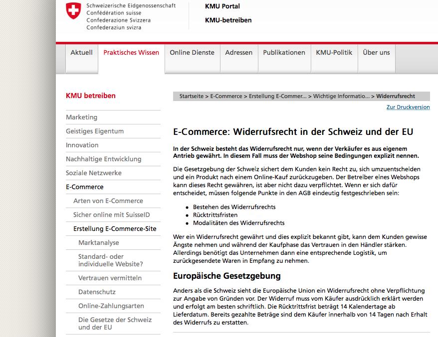 E-Commerce_Widerrufrescht_in_der_Schweiz_und_der_EU